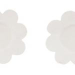 love in leather pastie – plain flower